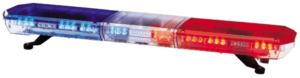 Barra de luces policia